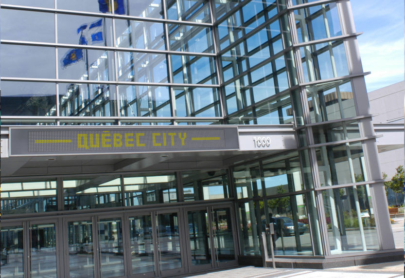 Economic spin-offs from conferencing for Québec City rise 11%