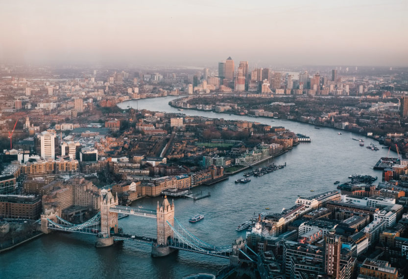 London heads Cvent's new Top 25 Meeting Destinations in Europe