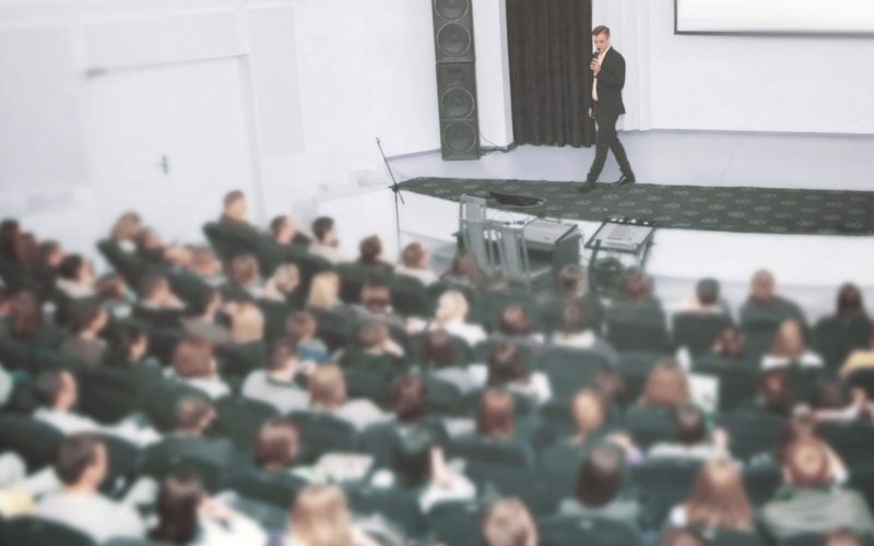 Why speakers don't get asked back and how to make sure you do