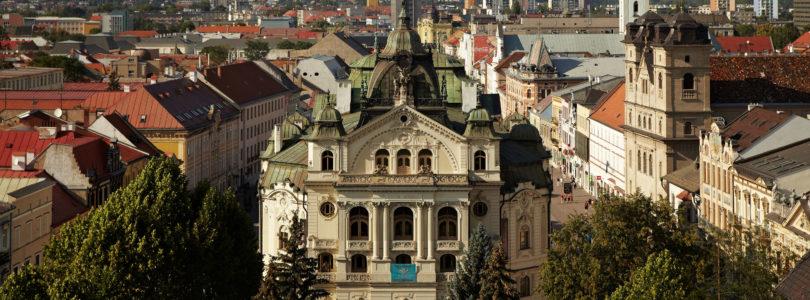 Košice – Slovakia's capital of creativity