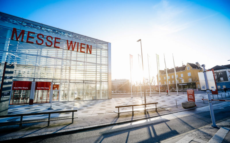 Million-euro investment to deliver free WLAN for Messe Wien