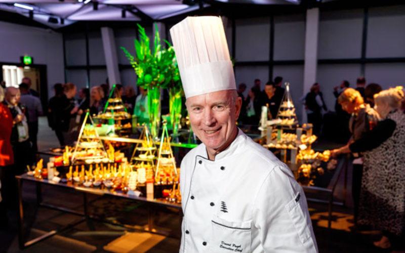 Brisbane Convention & Exhibition Centre Executive chef launches new menu