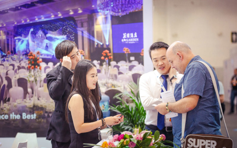 Exploring the Chinese MICE industry