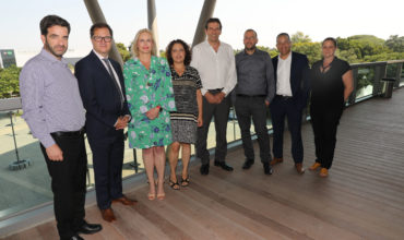 ICCA board visits Tel Aviv following $100m Eurovision renovation