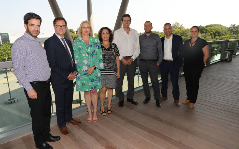 ICCA board visits Tel Aviv following $100m Eurovision renovation
