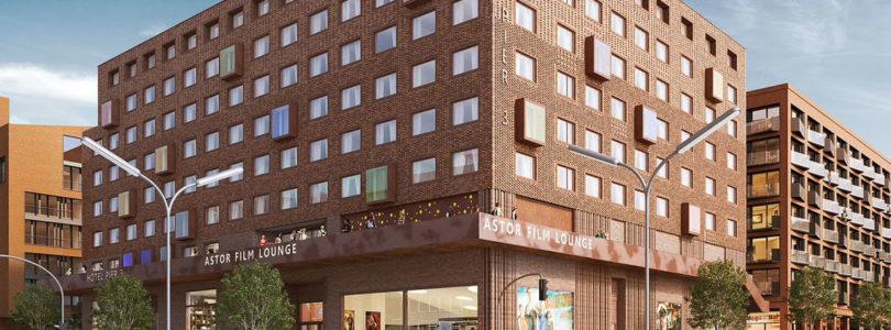 Skyscrapers, bikes and skateboards bolster new Hamburg hotel offer