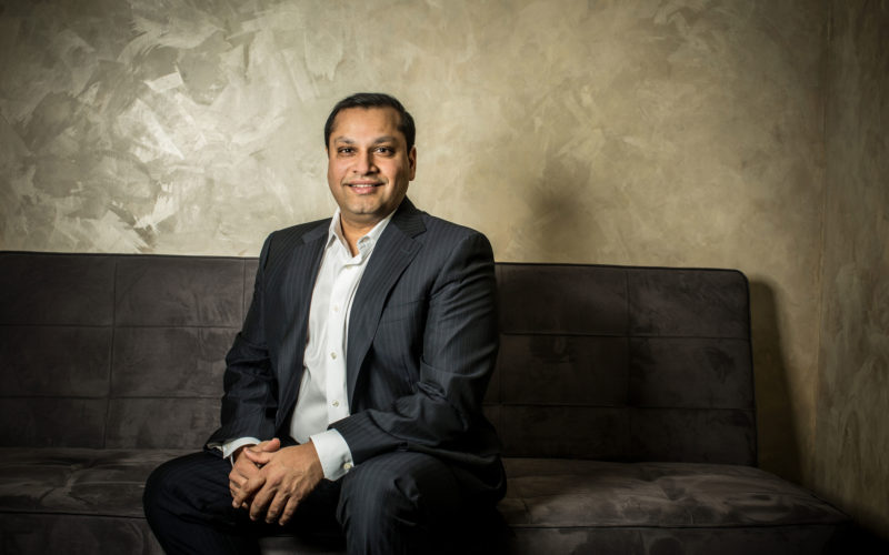 Cvent CEO Reggie Aggarwal named top SaaS CEO for second year