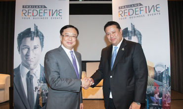TCEB helps bring largest ever Chinese convention to Thailand