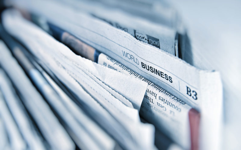 Recognising the value of trade press