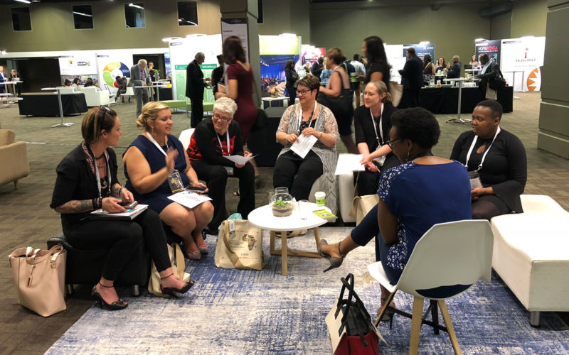 How associations are connecting with Africa