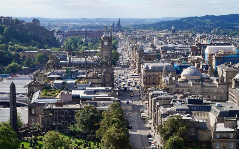 Conference organisers encouraged to 'Make it Edinburgh'