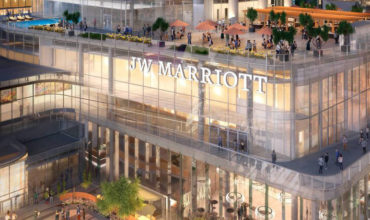 New JW Marriott Edmonton debut brings up the 250 in Canada