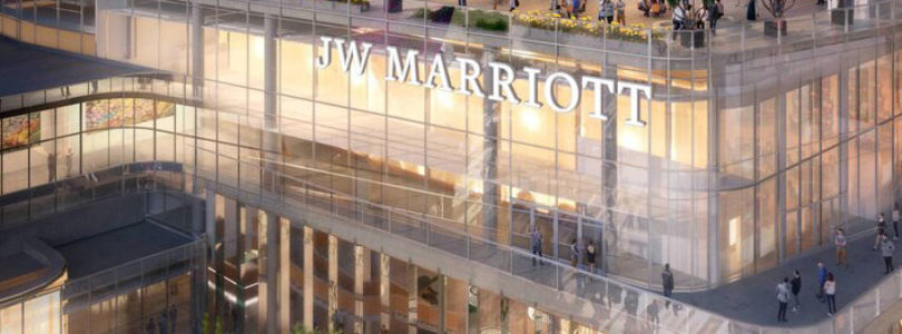 New JW Marriott Edmonton debut brings up the 250 in Canada