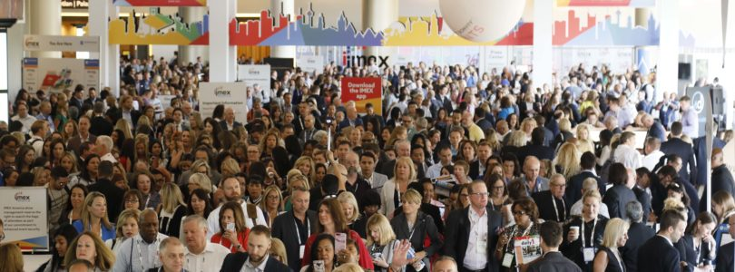 IMEX America: in pictures