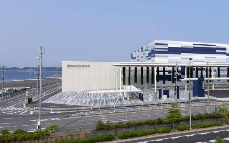 New venue Aichi Sky Expo opens in Japan