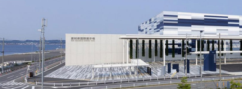 New venue Aichi Sky Expo opens in Japan