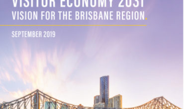AUD$12bn invested in regional 2031 Vision to offer visitors more in Brisbane