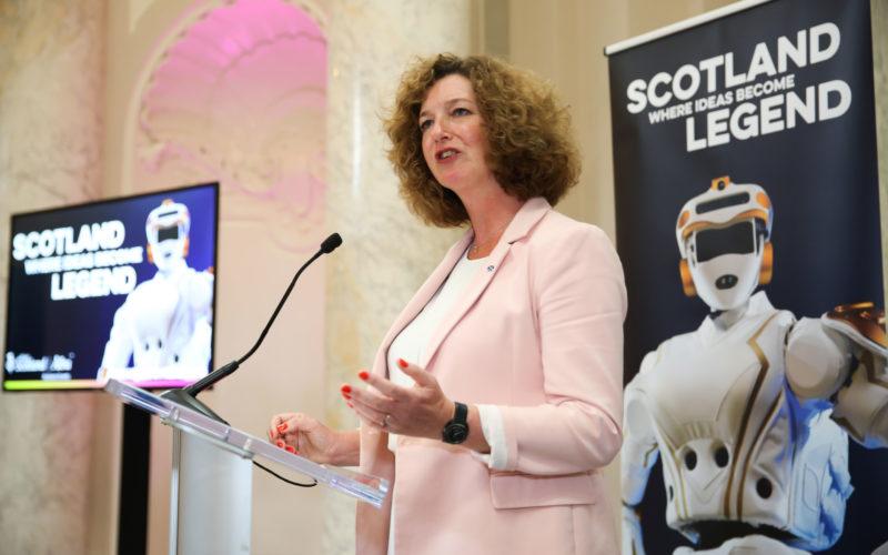 VisitScotland takes innovation to Washington