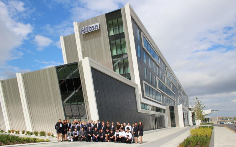 Hilton Aberdeen TECA opens at UK's newest conference and exhibition centre