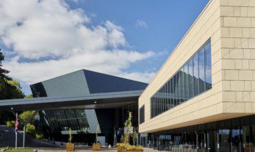 UK's ICC Wales opens its doors