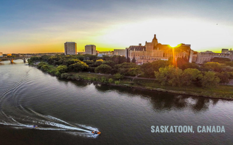 Saskatoon: It's all here waiting for you