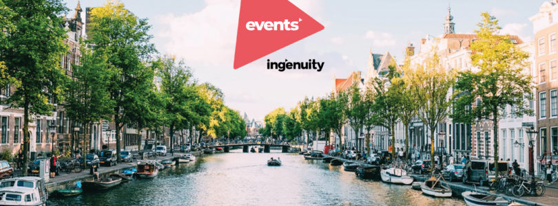 Ingenuity London brings its matchmaking talents back to Amsterdam
