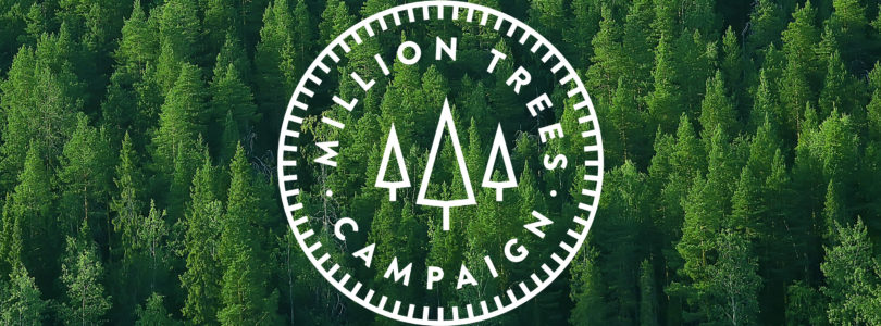 ASP launches million trees reforestation campaign