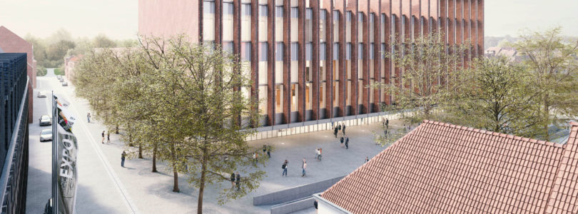 Bruges to build a new exhibition and convention centre