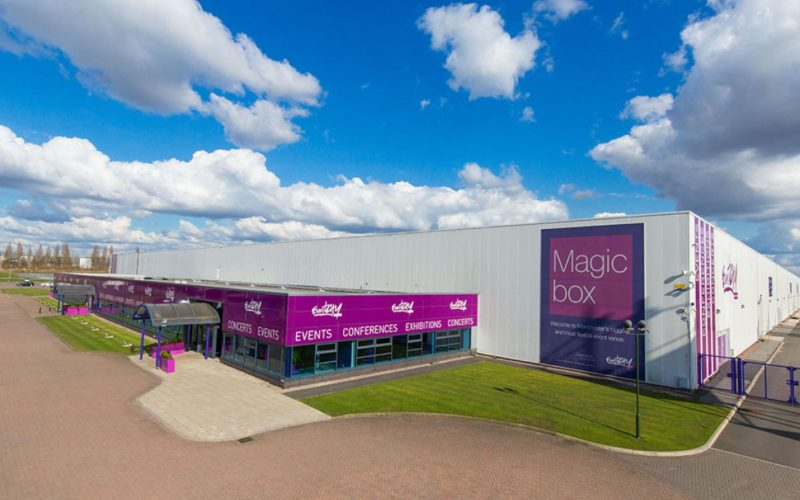 Planning application submitted to relocate UK's EventCity