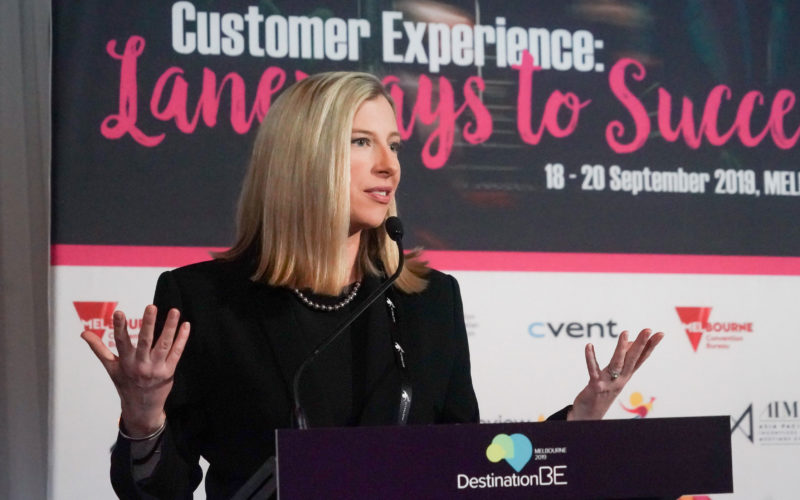 Destination Business Events 2019 goes streetwise in Melbourne