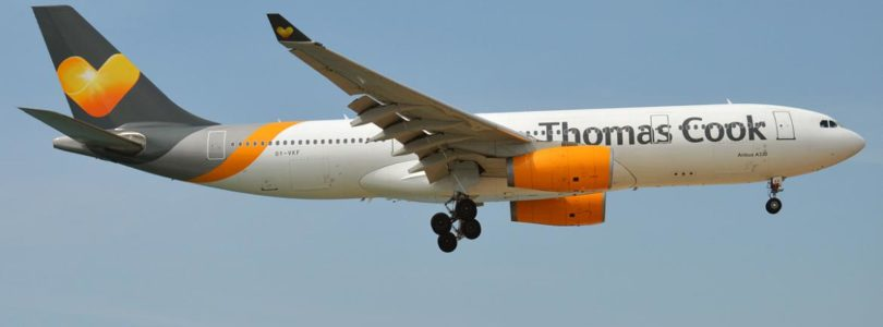 Thomas Cook ceases trading with 22,000 jobs set to go