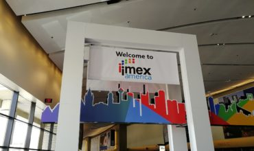 IMEX America is underway in Las Vegas!