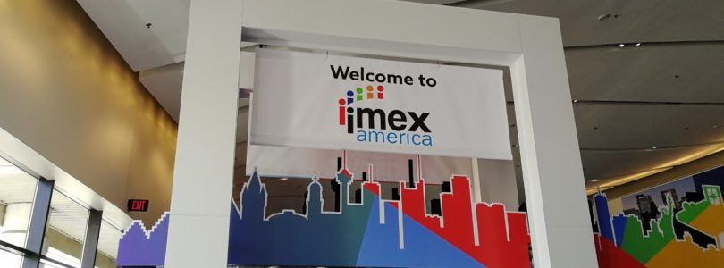 IMEX America is underway in Las Vegas!