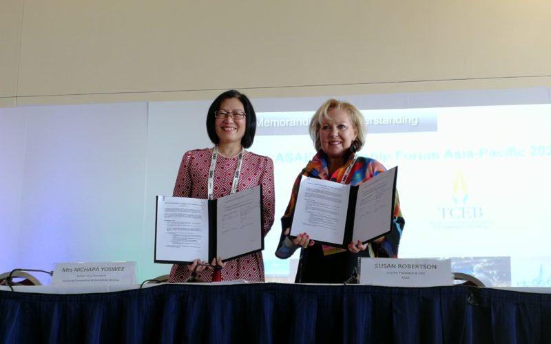 TCEB to bring ASAE association conference to Bangkok