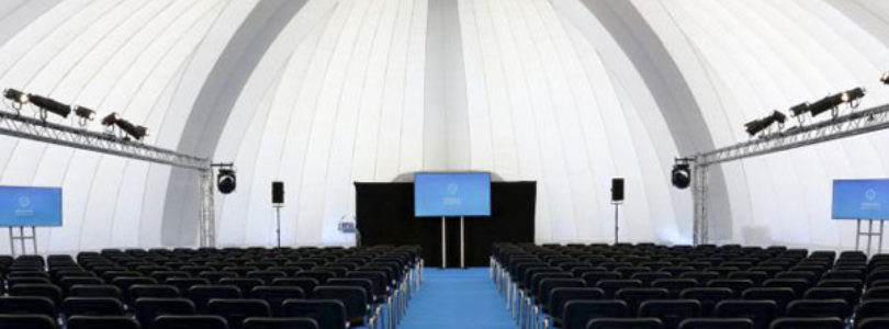 Inflatable structures suppliers expands into Benelux region