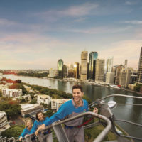 Story Bridge Adventure Climb, Brisbane, QLD