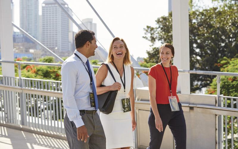Brisbane Mayor opens 'trailblazer' conference grant