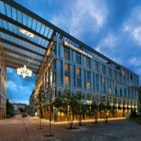 Hilton Vilnius – 04 – Exterior