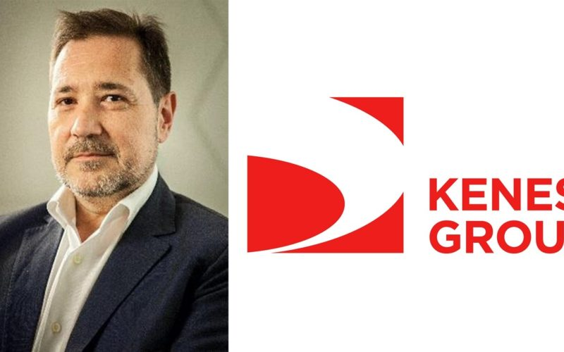 Kenes Group appoints new Vice President
