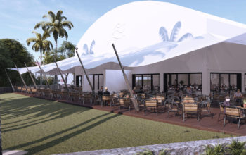 Video: Luxury Carribean resort opens conference centre