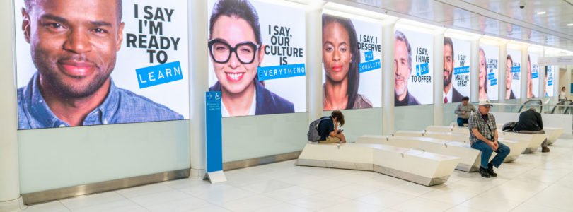 Agency HEVE delivers pay equity campaign in New York