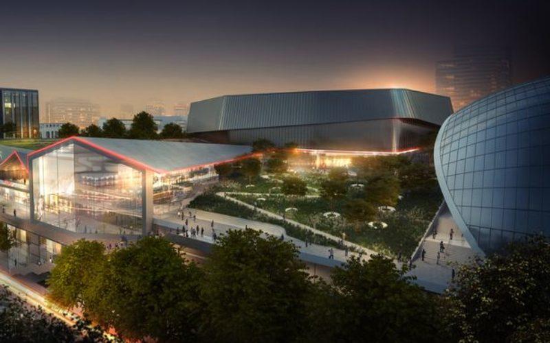New UK venue confirms management contractor