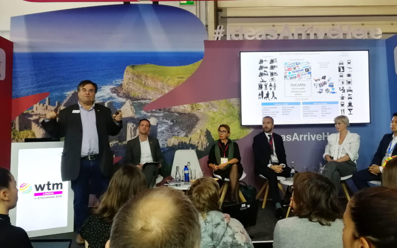 Focus on smart tourism at World Travel Market