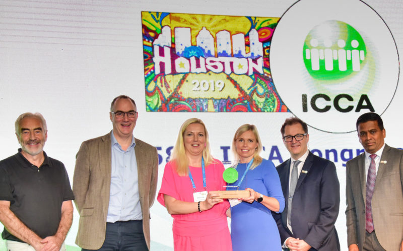 ICCA goes wild and chooses Estonia for BMA 2019