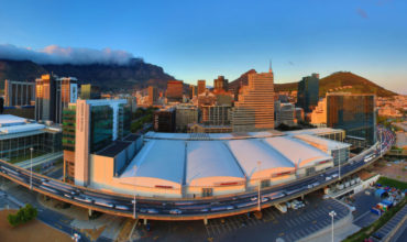All in a day's work: Cape Town
