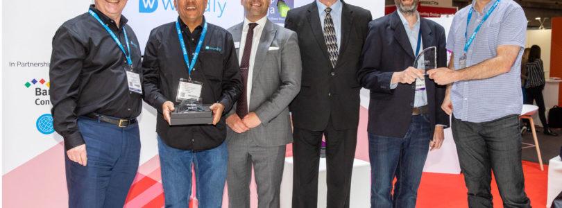 The IBTM 2019 Tech Watch Award winner is…