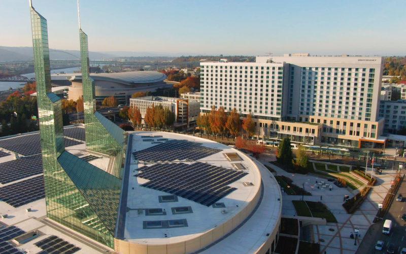 Oregon Convention Center completes $40m renovation