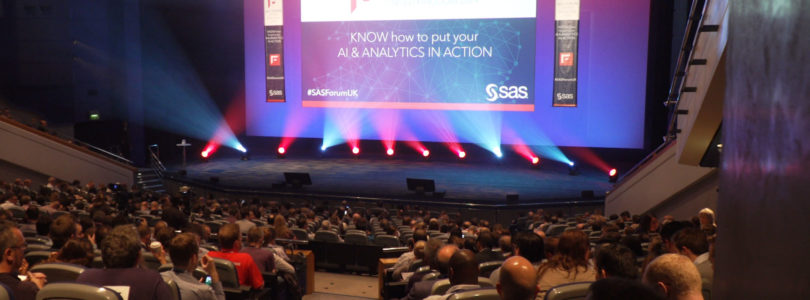 Transforming data into intelligence at the SAS conference