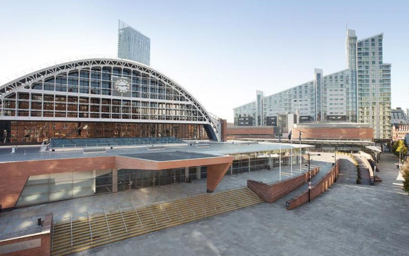 UK's Manchester Central launches table service app