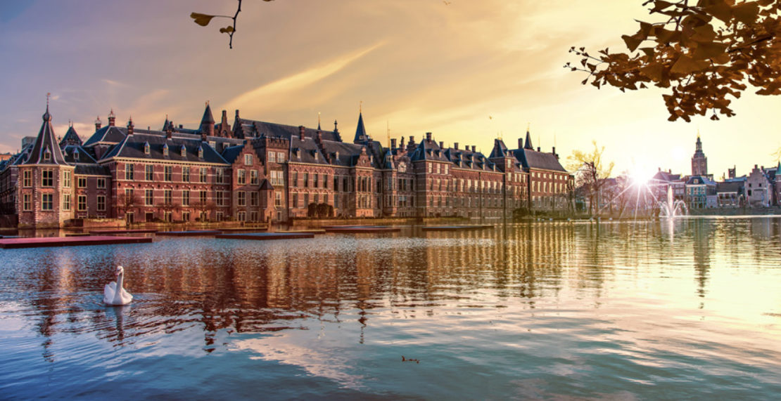 Doing good and doing business in The Hague
